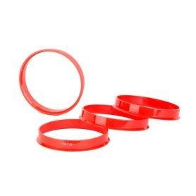 Кольцо центровочное 72,6-64,1 h=6мм ВСМПО (к-т 4 шт.)
