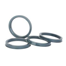 Кольцо центровочное 72,6-67,2 h=6мм ВСМПО (к-т 4 шт.)