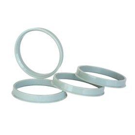 Кольцо центровочное 72,6-66,6 h=6мм ВСМПО (к-т 4 шт.)