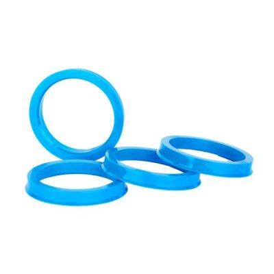 Кольцо центровочное 72,6-60,1 h=6мм ВСМПО (к-т 4 шт.)