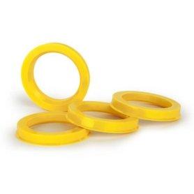 Кольцо центровочное 72,6-54,1 h=6мм ВСМПО (к-т 4 шт.)