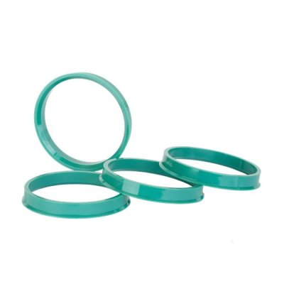 Кольцо центровочное 72,6-66,1 h=6мм ВСМПО (к-т 4 шт.)