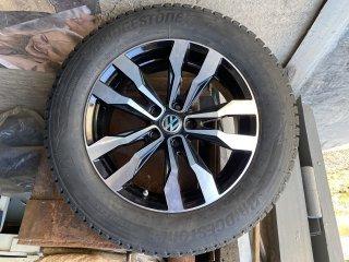 Volkswagen Tiguan диски RST R047
